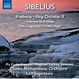 Sibelius:Kuolema [Leif Segerstam, Pia Pajala; Waltteri Torikka; Turku Philharmonic Orchestra] [NAXOS: 8573299]