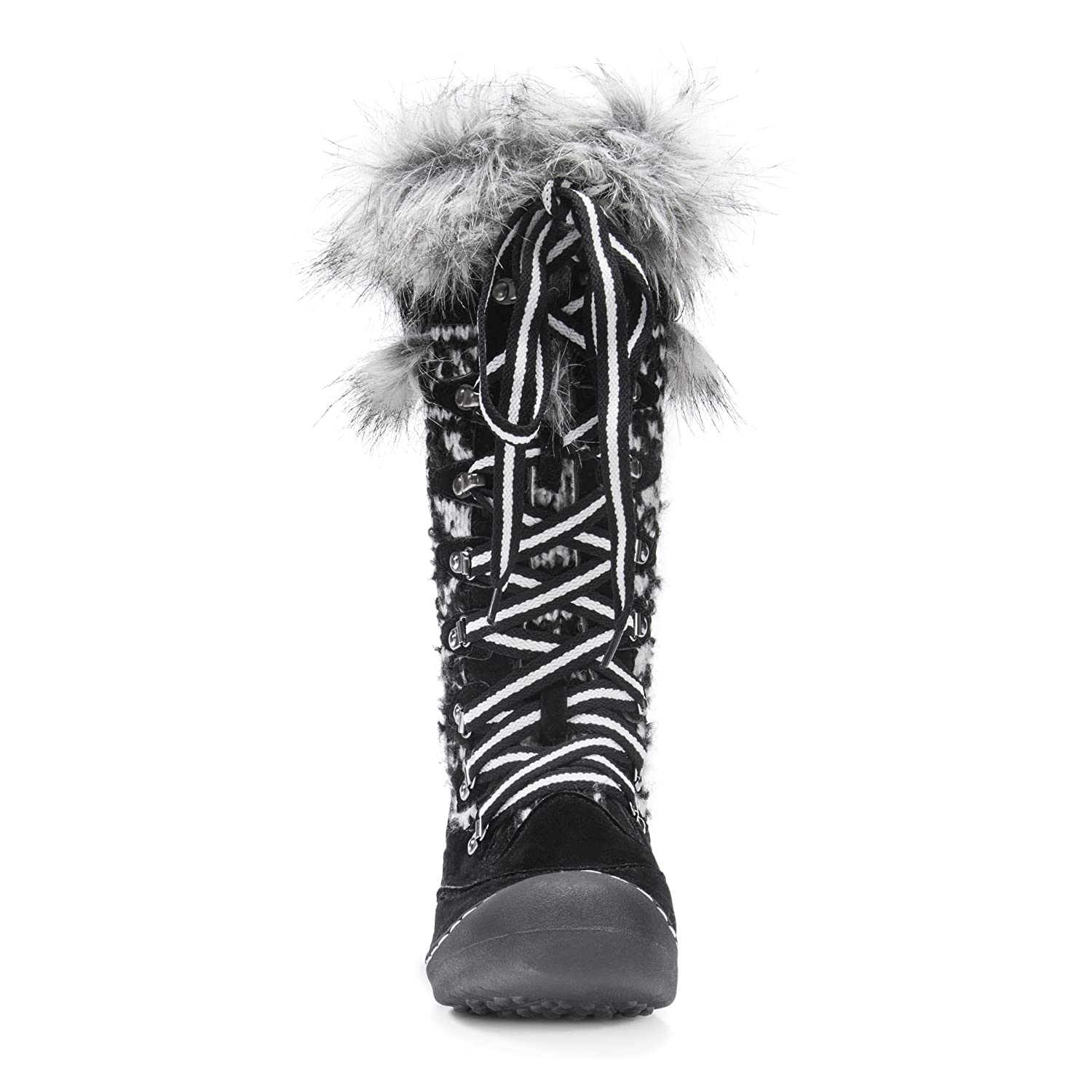 MUK Boot LUKS Women's Gwen Snow Boot MUK B072QRMZ9F 7 M US|White 6c2941