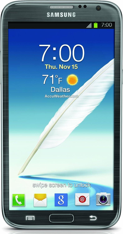 B00A0CIS5C Samsung Galaxy Note II, Titanium Gray 16GB (Sprint) 81Z0Tzt9QxL.SL1500_