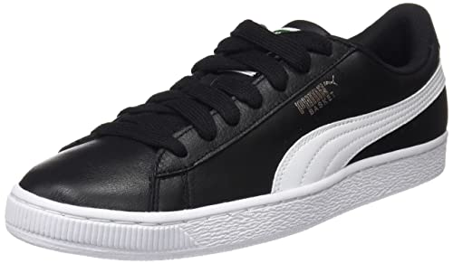 66133a9c2c8 Puma Unisex Adults  Heritage Basket Classic Low-Top Sneakers  Amazon ...