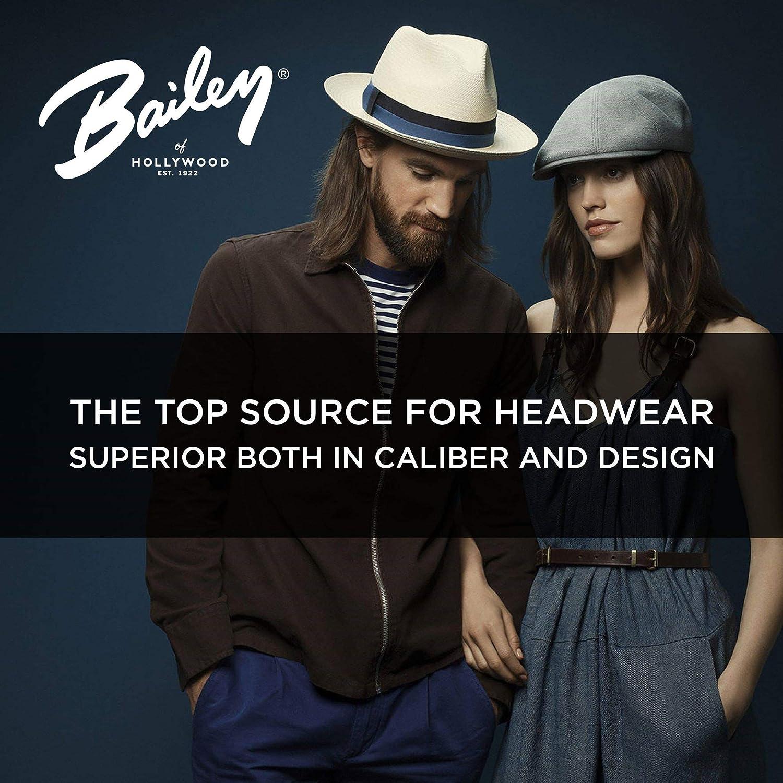 Bailey of Hollywood Mens Bogan Fedora Trilby Hat