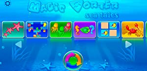 Magic Sorter - Sea Tales - 10 in 1 - to develop important cognitive and fine motor skills by Kindermatica Ltd.