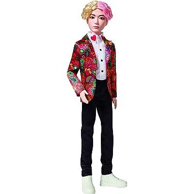 Bangtan Boys BTS V Idol Doll: Toys & Games