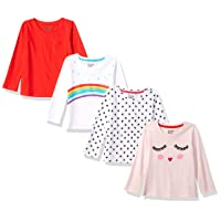 Girls' Long-Sleeve T-Shirts