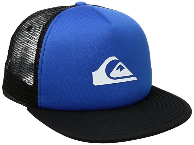 c1bf47c293cf7 Image Unavailable. Image not available for. Colour  Quiksilver Men s Snap  Addict Trucker Hat ...