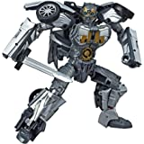 """TRANSFORMERS Studio Series 39 Cogman 4.5"""" Deluxe Class Action Figure -Generations The Last Knight Movie - Kids Toys and collectibles - Age 8+"""