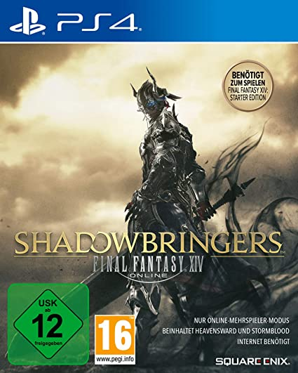Final Fantasy XIV Shadowbringers (PlayStation PS4): Amazon.es ...