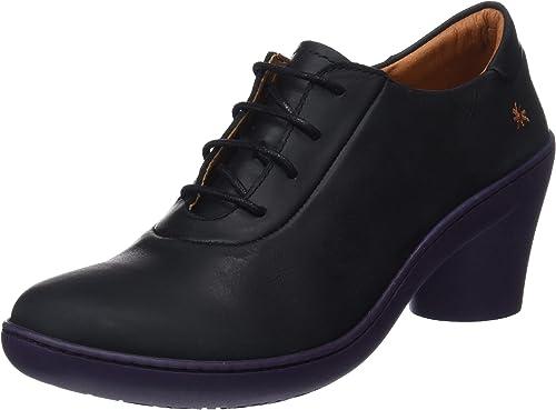 TALLA 39 EU. Art Alfama, Zapatos de tacón con Punta Cerrada para Mujer