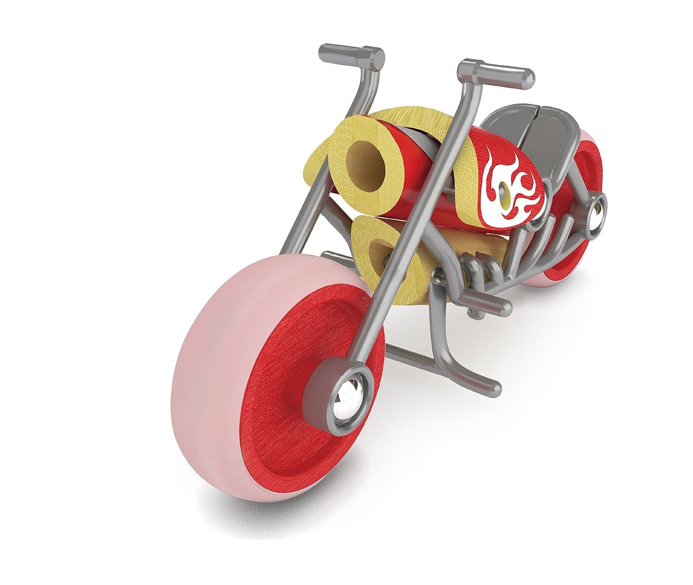 Hape H897781 - E-Chopper Bambusspielzeug HAP-897781