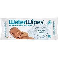 WaterWipes Original Baby Wipes, 1 pack of 60 wipes