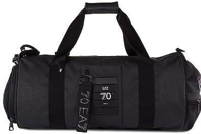 Emporio Armani EA7 sac de sports homme bandoulière train 7.0 noir ... 84bbf5e6c44