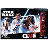 Cluedo - Star Wars Edition - Family Mystery Board Game