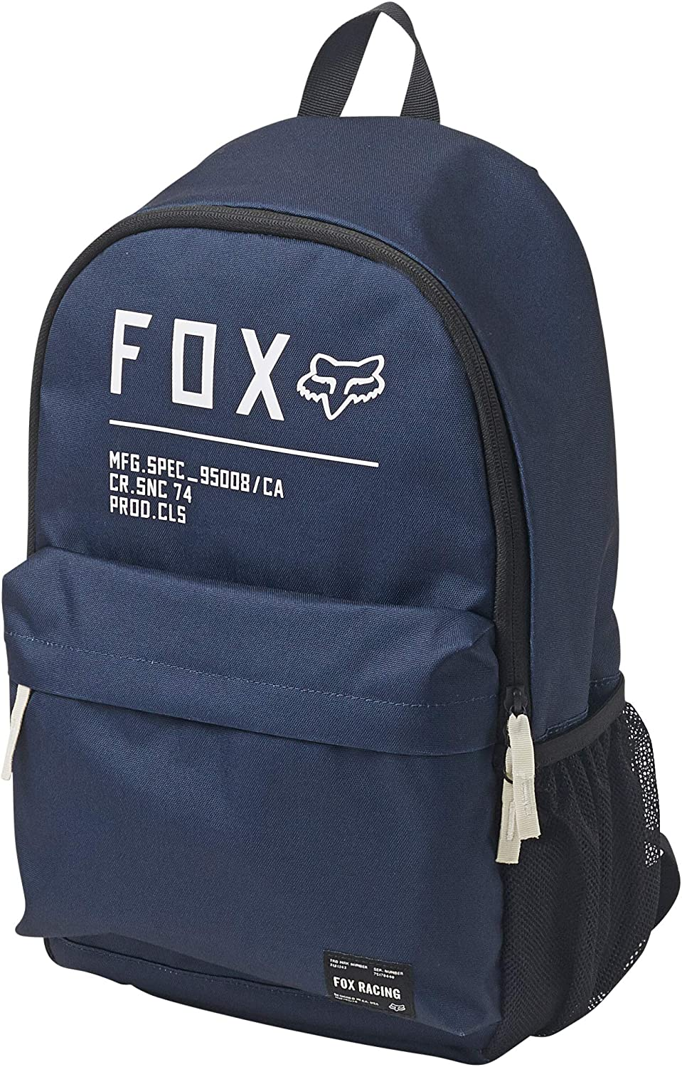 Fox Racing Men's Non Stop Legacy Backpacks,One Size,Midnight