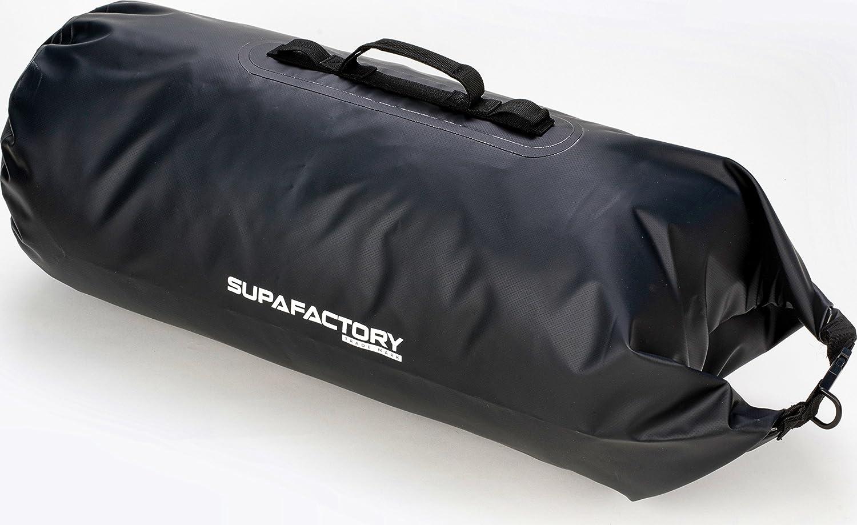 Supafactory 40L Waterproof Dry/Roll Bag For Motorcycles & Motorbikes Supafactory®