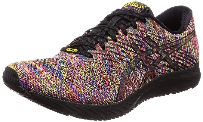 Asics Gel DS Trainer 24, Chaussures de Running Compétition Homme, Multicolore (Illusion BlueBlack 400), 42 EU