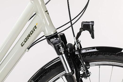 Conor Bicicleta Malibu Mixta Gris. Bicicleta para Ciudad Dos Ruedas. Bici Urbana para Adultos para Dar Paseos. Bike desplazarse cómodamente por la Ciudad. Ruedas 26 Pulgadas.: Amazon.es: Deportes y aire libre