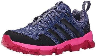 adidas Outdoor Women's Gsg9 Trail Running Shoe, Raw Purple/Black/Super  Purple,