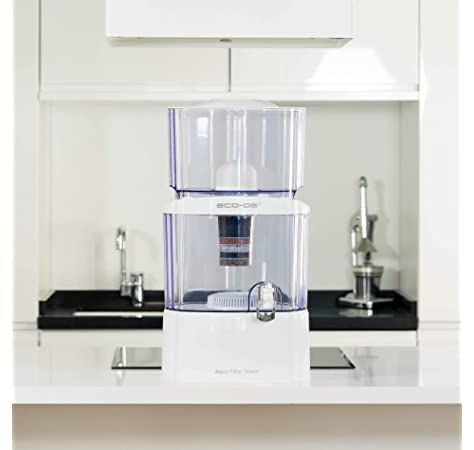 Filtro de agua AcalaQuell One | Jarra con filtro de agua | Azul ...