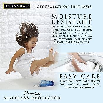 Hanna Kay Premium Mattress Protector