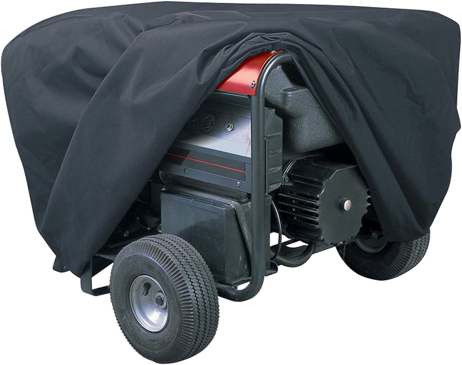 Dumble Universal Generator Cover Large Generator Covers Heavy Duty Waterproof Generator Cover 31 x 24 x 21.5 Inch
