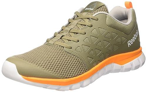 Reebok BD5533, Running Zapatillas  de Trail Running BD5533, para Hombre, Verde (Khaki d13e79