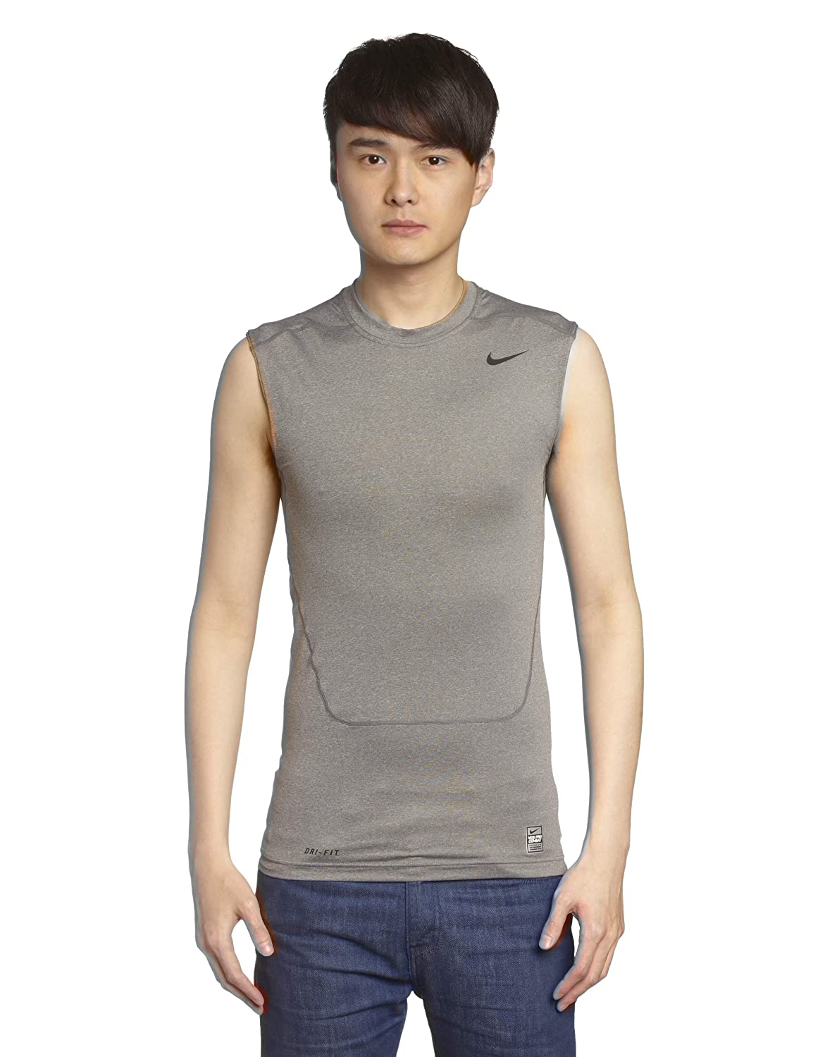 9bb48a07a8ae7a Nike Pro Sleeveless Compression Shirt – EDGE Engineering and ...