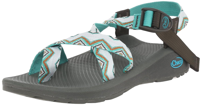 Chaco Women's Zcloud 2 Sport Sandal B011AMKXC6 6 B(M) US|Santiago Aqua