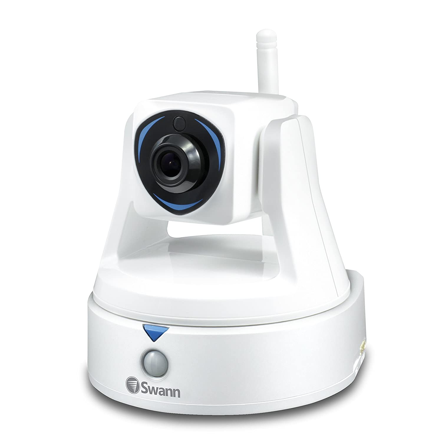 Amazoncom Swann Pan and Tilt WiFi Security Camera with Smart
