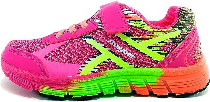 JHayber Rofito Zapatillas Velcro niña Running: Amazon.es: Zapatos y complementos