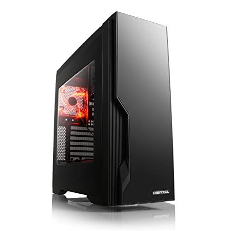 Gaming PC CSL Speed 4666 - Silencioso Gamer PC con Intel Core i5 ...