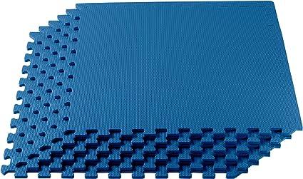 We Sell Mats 3//4 Thick Interlocking Foam Floor Mats
