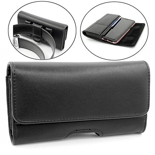 5 opinioni per Samsung Galaxy S8 Plus Custodia in Pelle Case,Mopaclle Cover Clip per Cintura