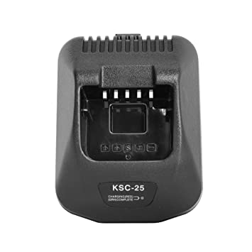 KSC-25 Charger Base For KENWOOD TK2140 TK3140 TK2160 TK3160 TK2170 TK3170 Radio