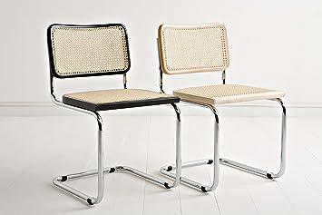 Stuhl Cesca Aus Stroh Von Wien Design Von Marcel Breuer