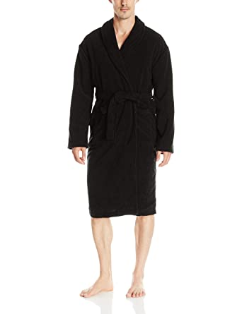 Hotel Spa Men s Terry Robe at Amazon Men s Clothing store  7c6ab6a4c