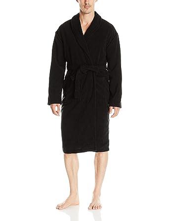 040e4dfb2e Hotel Spa Men s Terry Robe at Amazon Men s Clothing store