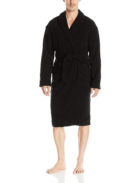 cf0da94f44 Hotel Spa Men s Terry Robe  Amazon.ca  Clothing   Accessories
