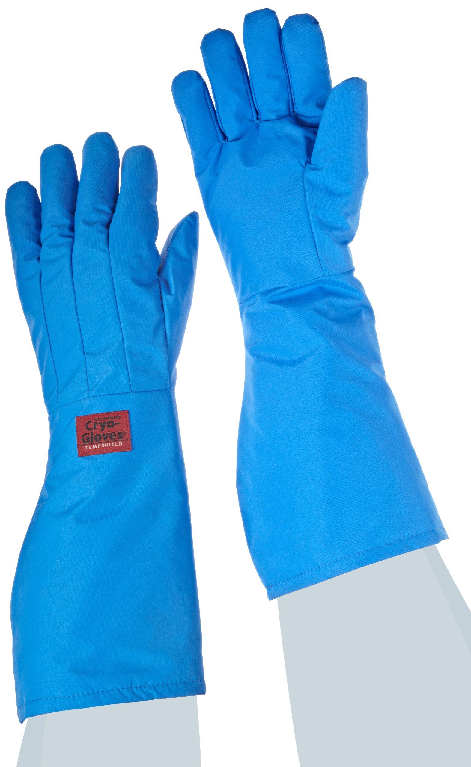 Waterproof Cryo-Gloves EBLWP Cryogenic Gloves, Elbow Length, Large
