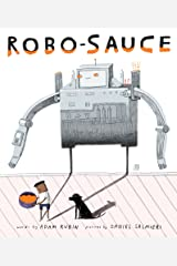 Robo-Sauce Kindle Edition