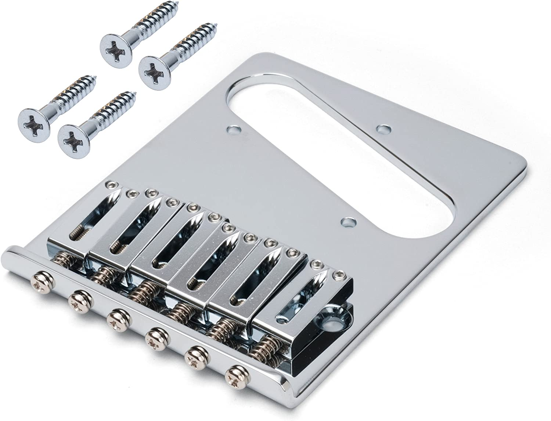 Gotoh Modern Bridge for Tele Chrome