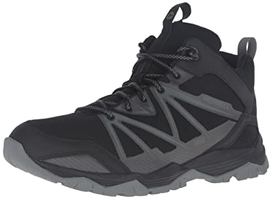 50cdbf3e Merrell Men's Capra Rise Mid Waterproof Hiking Boot