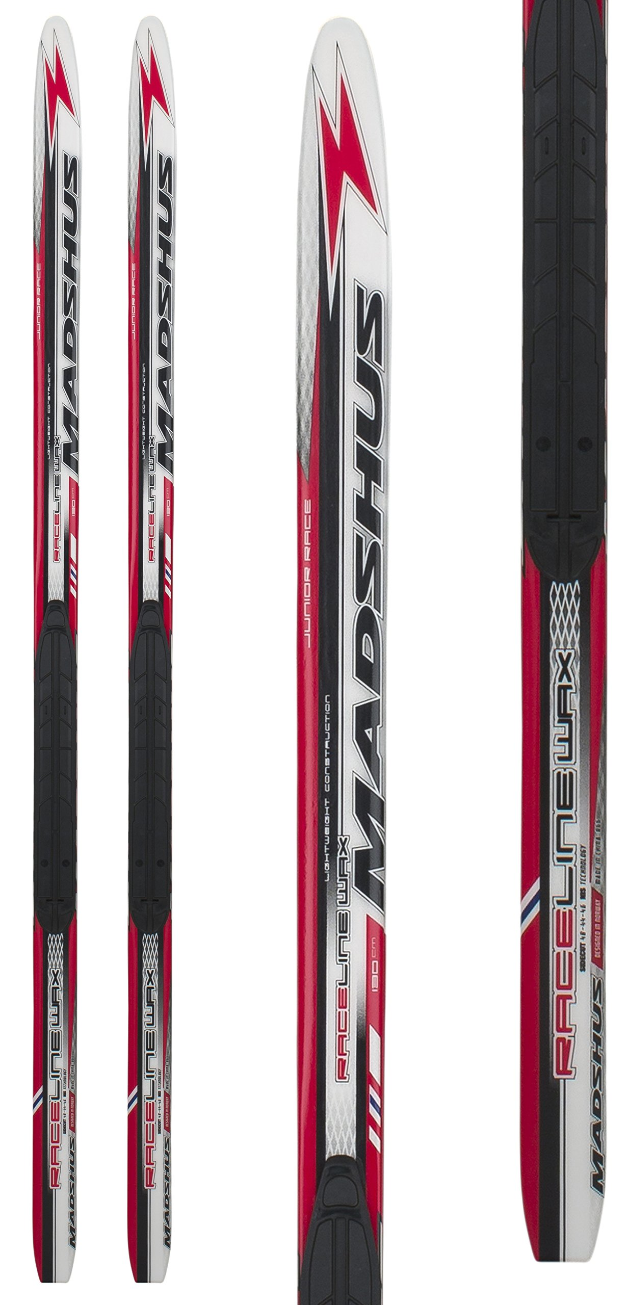 Madshus Raceline Wax XC Skis Kid's
