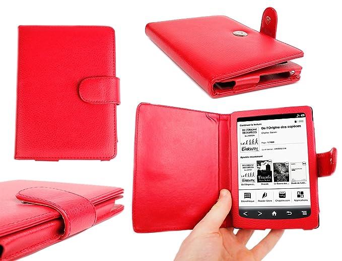 Duragadget - Funda tipo libro para eBook Sony PRS-T3 y T3S de 6 ...