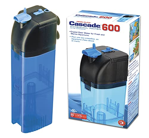 Penn Plax Cascade 600 Submersible Aquarium Filter Reviews