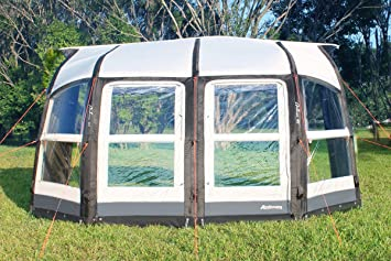Camptech Airdream 400 Heavy Duty Inflatable All Season Caravan Awning