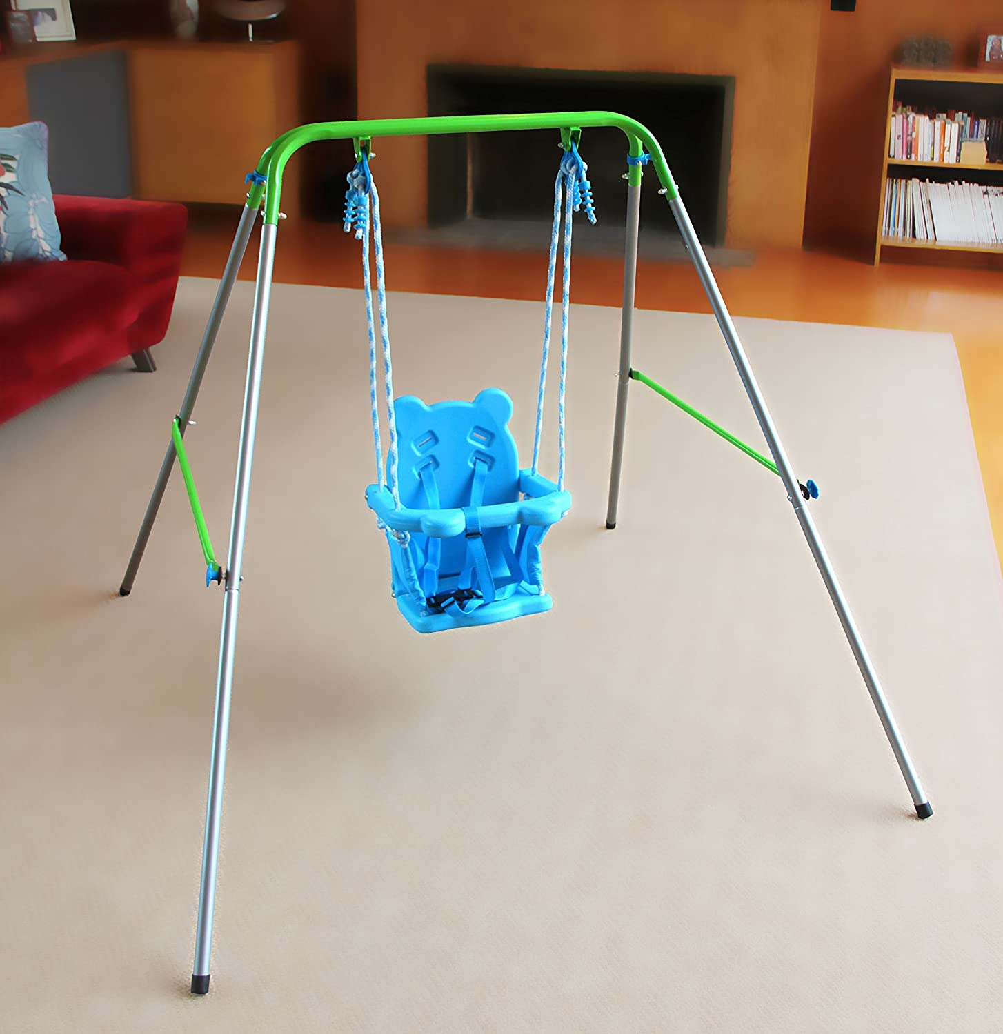 Sportspower My First Toddler Swing Amazon In Baby