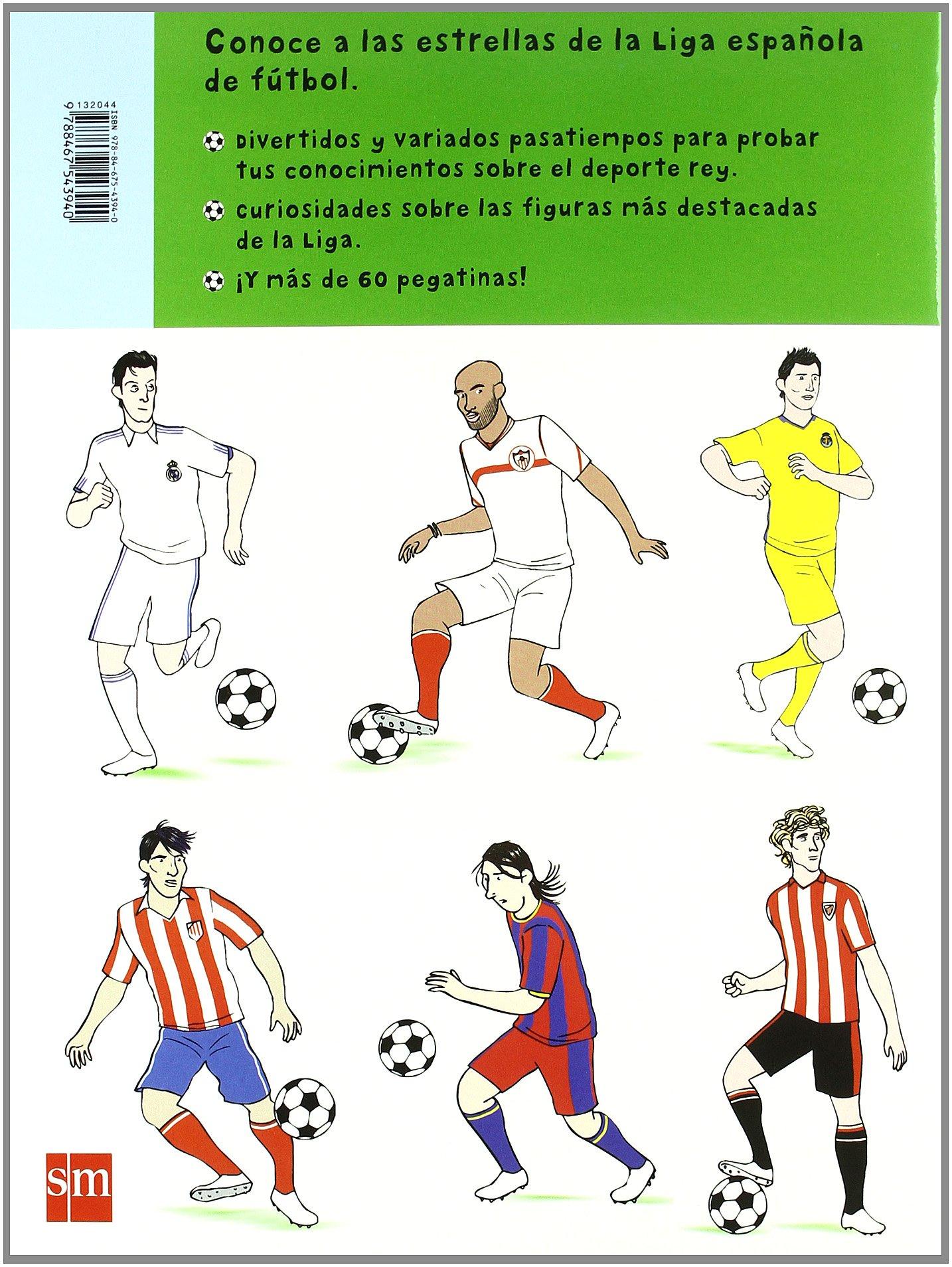Estrellas de la liga, las (Liga Futbol Española): Amazon.es: Garcia, Julio: Libros