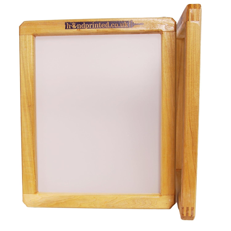 Premium Wooden Silk Screen Frame - A3: Amazon.co.uk: Kitchen & Home