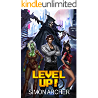Level Up!: Press Start book cover