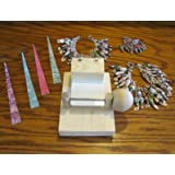 "V3 Paper Bead Rolling Machine - Ergonomic Paper Bead Roller - 1/8"" Rolling Pin"